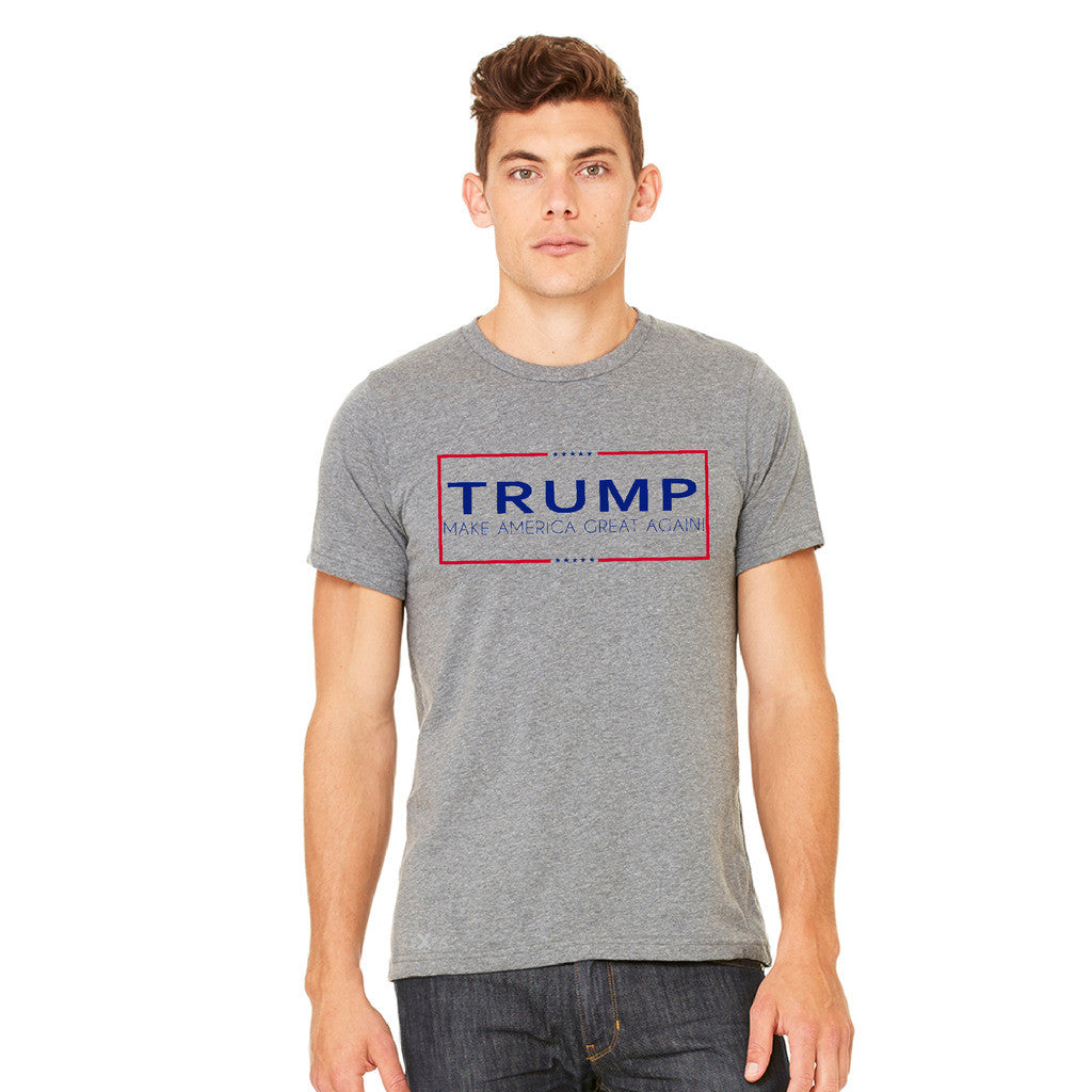 Donald Trump Make America Great Again Campaign Classic Desing Men's T-shirt Elections Tee - Zexpa Apparel Halloween Christmas Shirts