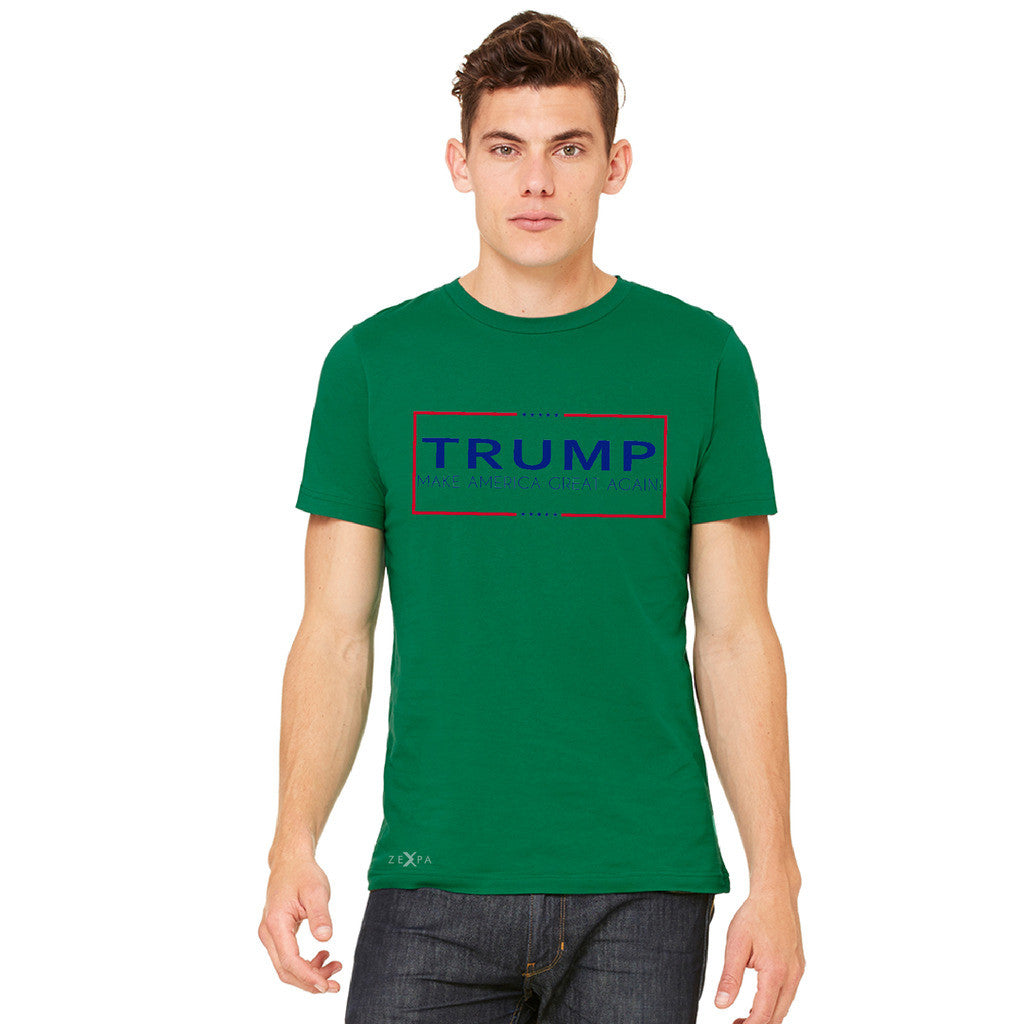Donald Trump Make America Great Again Campaign Classic Desing Men's T-shirt Elections Tee - Zexpa Apparel