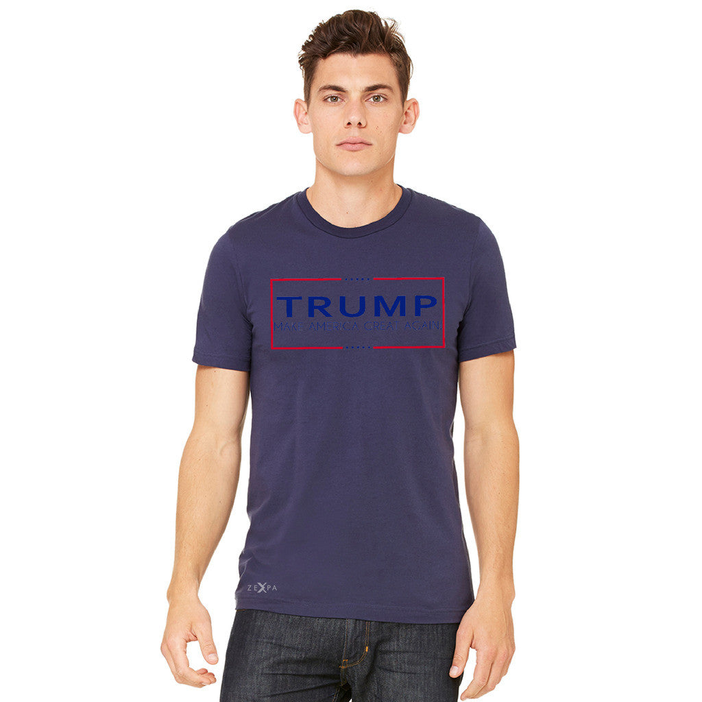 Donald Trump Make America Great Again Campaign Classic Desing Men's T-shirt Elections Tee - zexpaapparel - 6