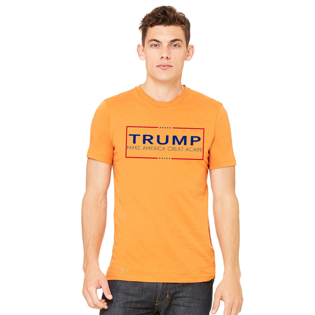 Donald Trump Make America Great Again Campaign Classic Desing Men's T-shirt Elections Tee - zexpaapparel - 7