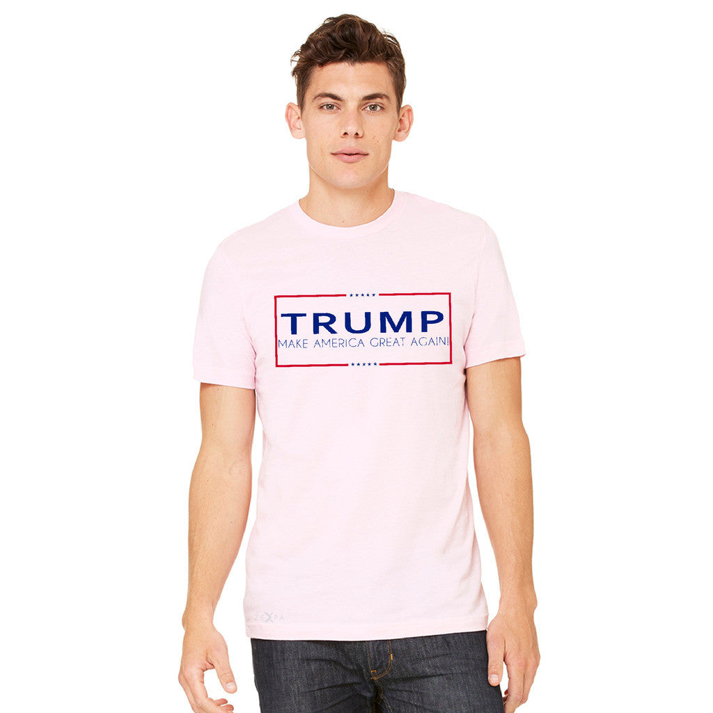 Donald Trump Make America Great Again Campaign Classic Desing Men's T-shirt Elections Tee - zexpaapparel - 8