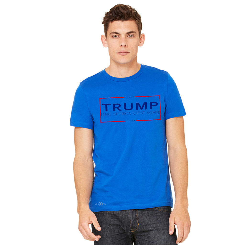 Donald Trump Make America Great Again Campaign Classic Desing Men's T-shirt Elections Tee - zexpaapparel - 10