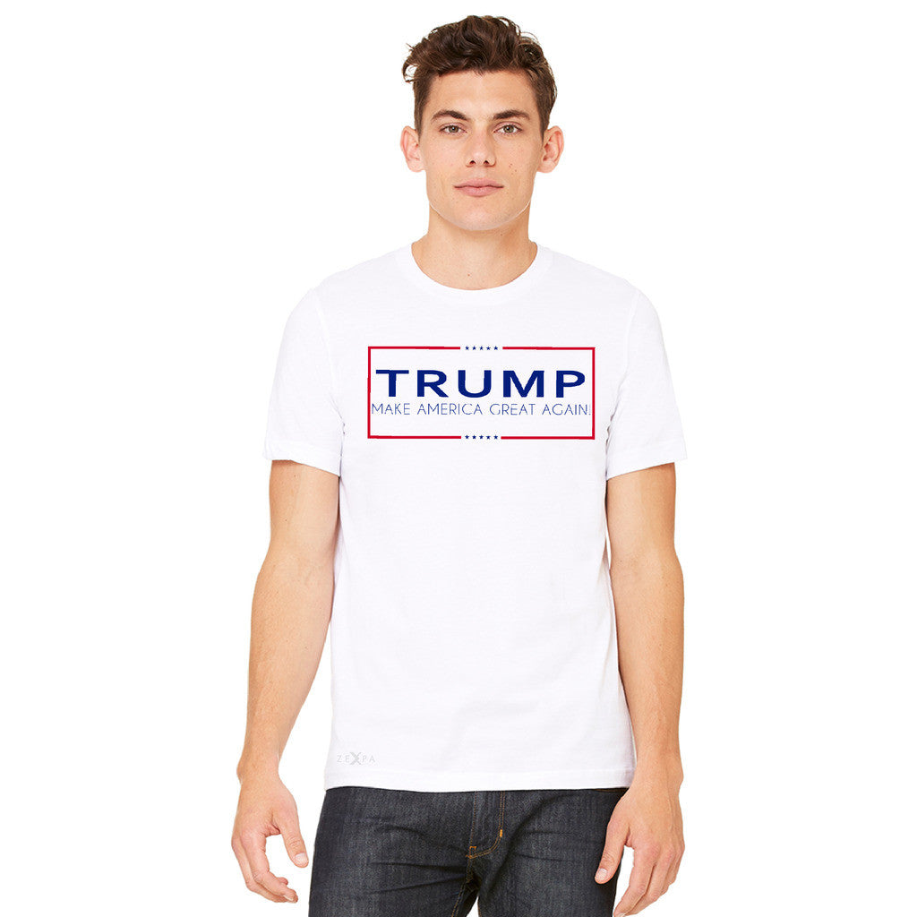Donald Trump Make America Great Again Campaign Classic Desing Men's T-shirt Elections Tee - zexpaapparel - 11
