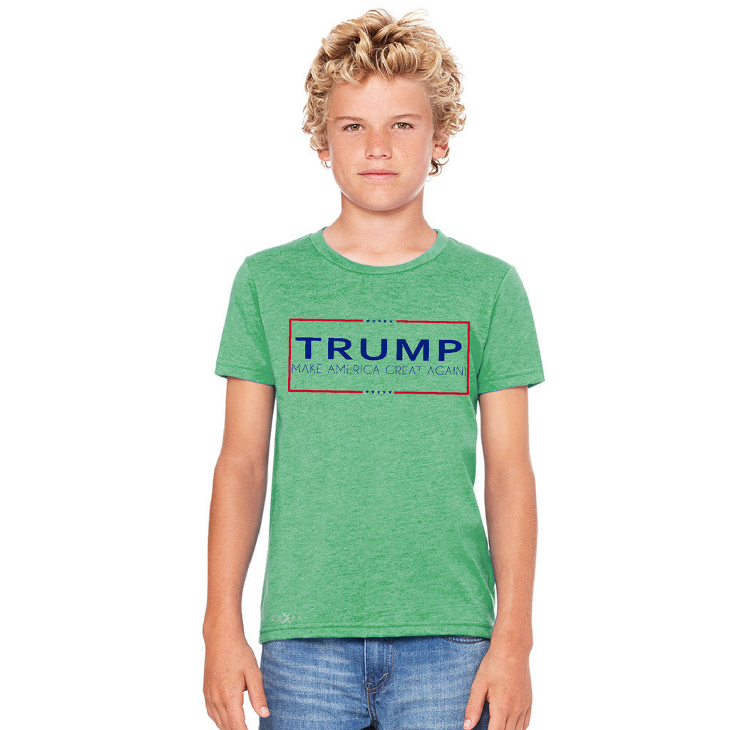 Donald Trump Make America Great Again Campaign Classic Desing Youth T-shirt Elections Tee - zexpaapparel - 3