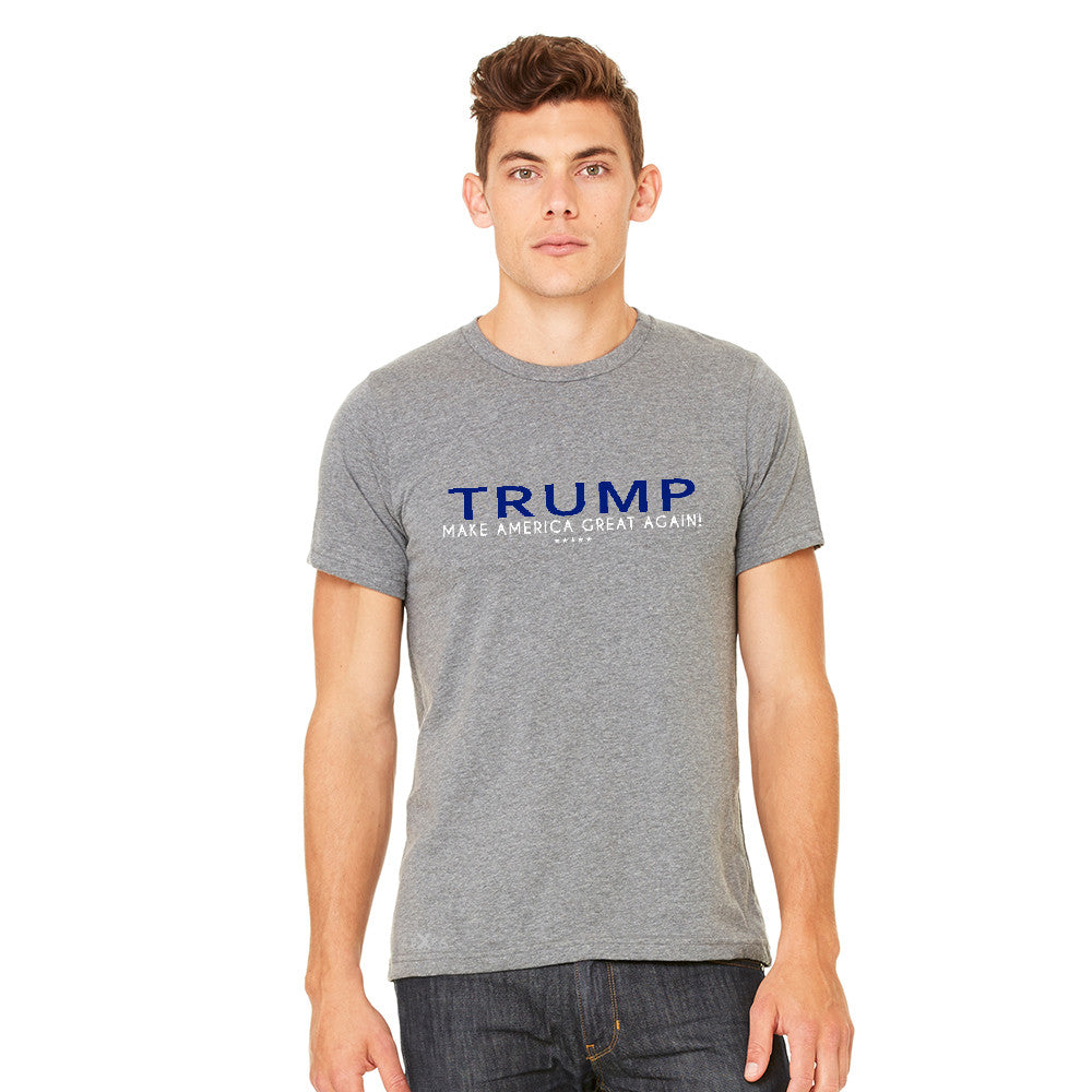 Donald Trump Make America Great Again Campaign Classic Design Men's T-shirt Elections Tee - Zexpa Apparel Halloween Christmas Shirts