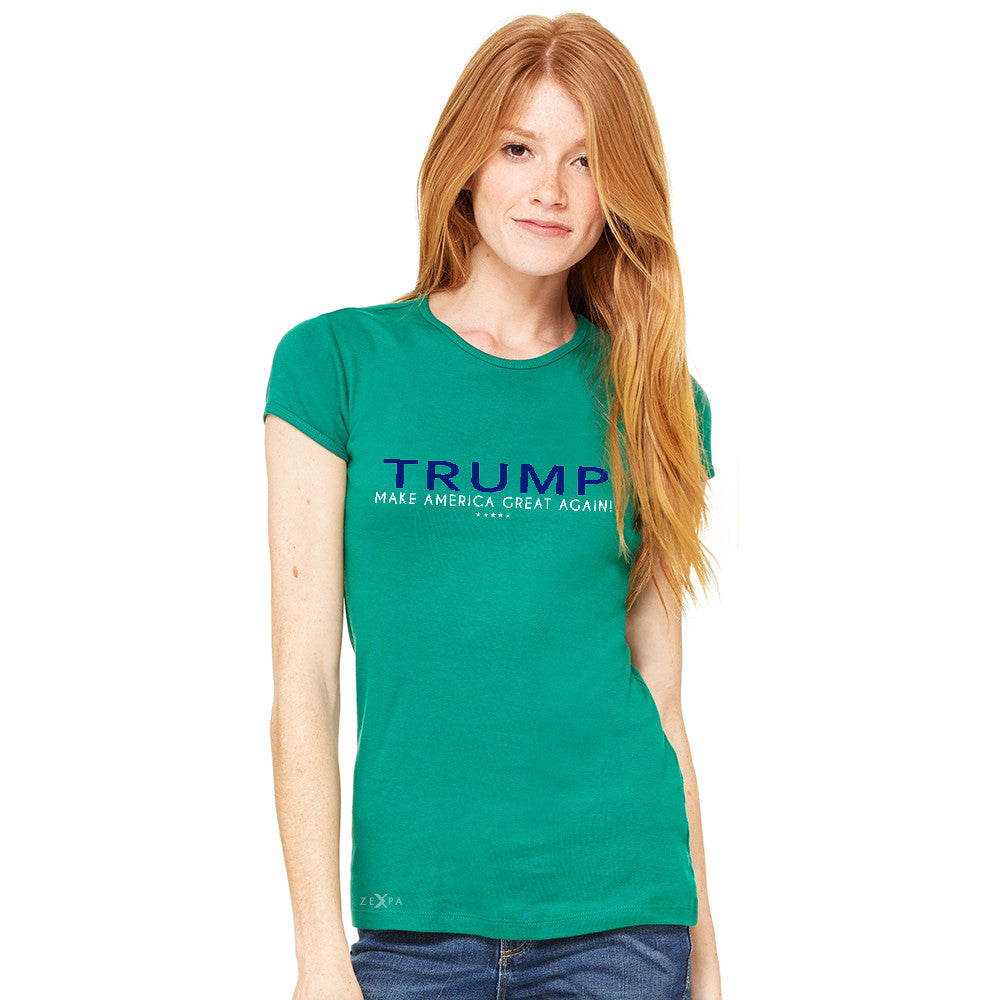 Donald Trump Make America Great Again Campaign Classic Design Women's T-shirt Elections Tee - Zexpa Apparel - 6
