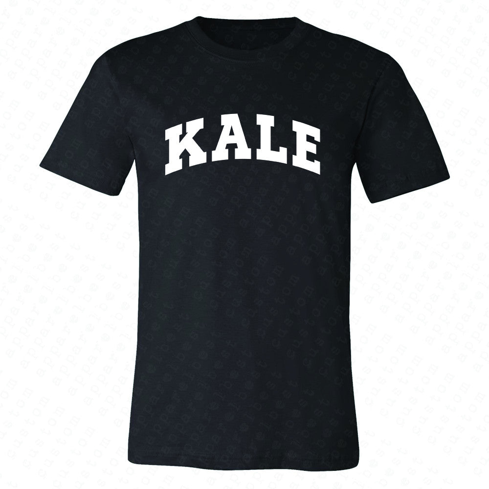 Kale WN University Gift for Vegetarian Men's T-shirt Vegan Fun Tee - Zexpa Apparel