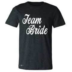 Team Bride - Friends and Family of Bride Men's T-shirt Wedding Tee - Zexpa Apparel - 2