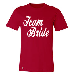 Team Bride - Friends and Family of Bride Men's T-shirt Wedding Tee - Zexpa Apparel - 5