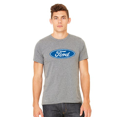 Ford Brand Logo Licensed Collective Fan Men's T-shirt Ford Tee - zexpaapparel - 4