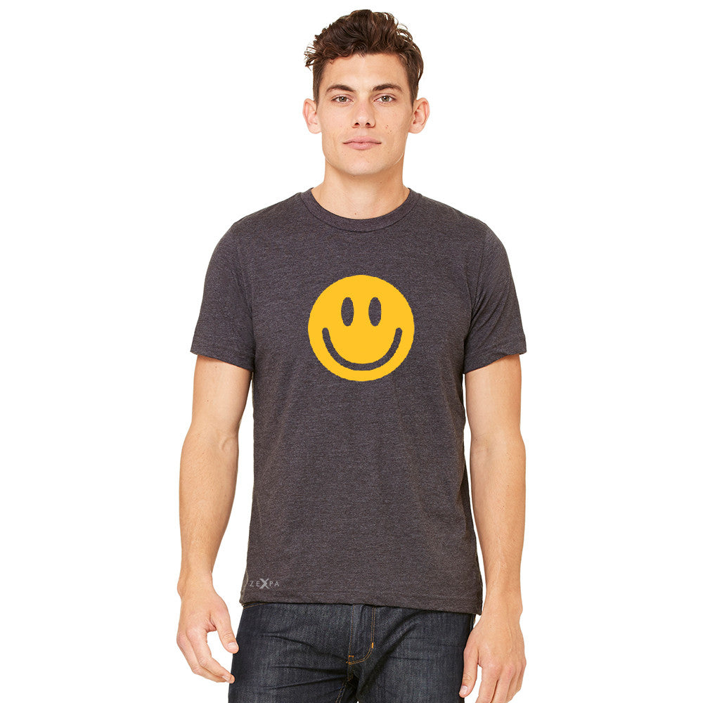 Funny Smiley Face Super Emoji Men's T-shirt Funny Tee - Zexpa Apparel - 3