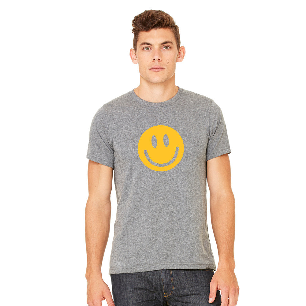 Funny Smiley Face Super Emoji Men's T-shirt Funny Tee - Zexpa Apparel - 4
