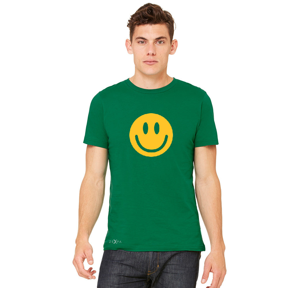 Funny Smiley Face Super Emoji Men's T-shirt Funny Tee - Zexpa Apparel - 5