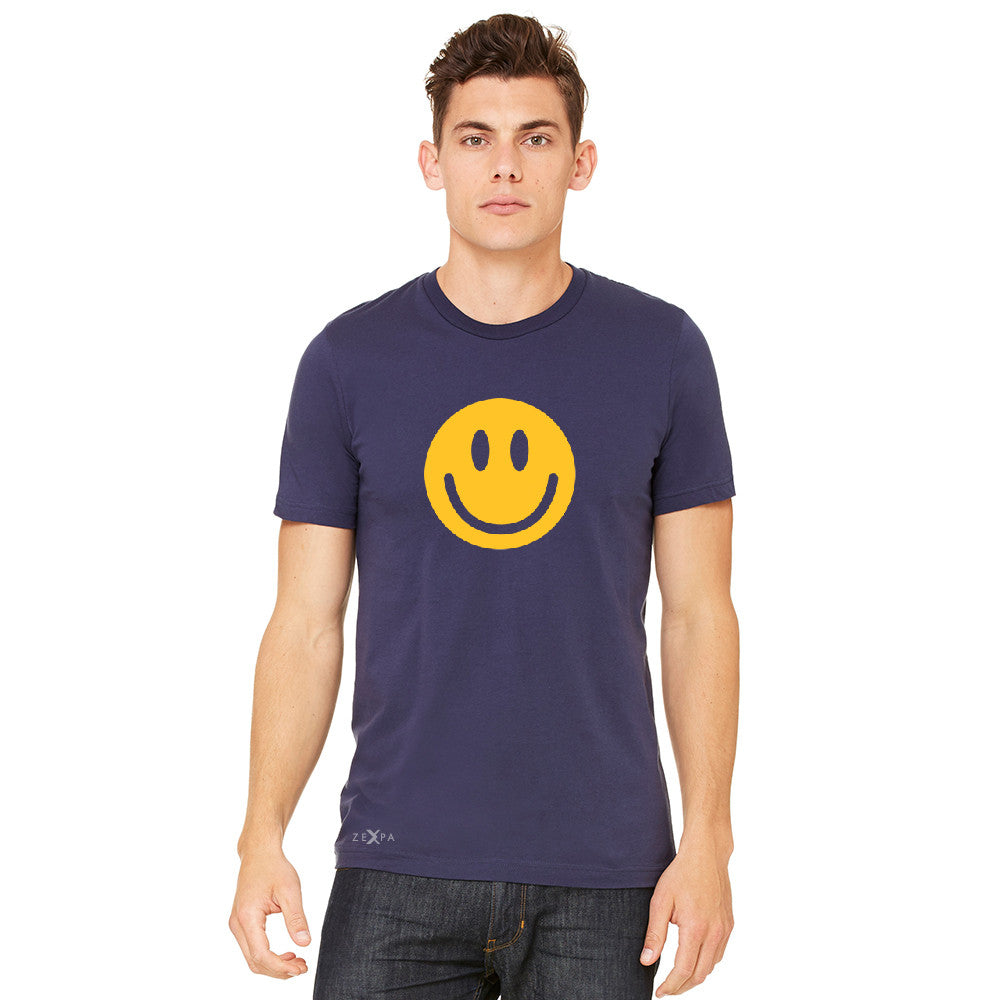 Funny Smiley Face Super Emoji Men's T-shirt Funny Tee - Zexpa Apparel - 6