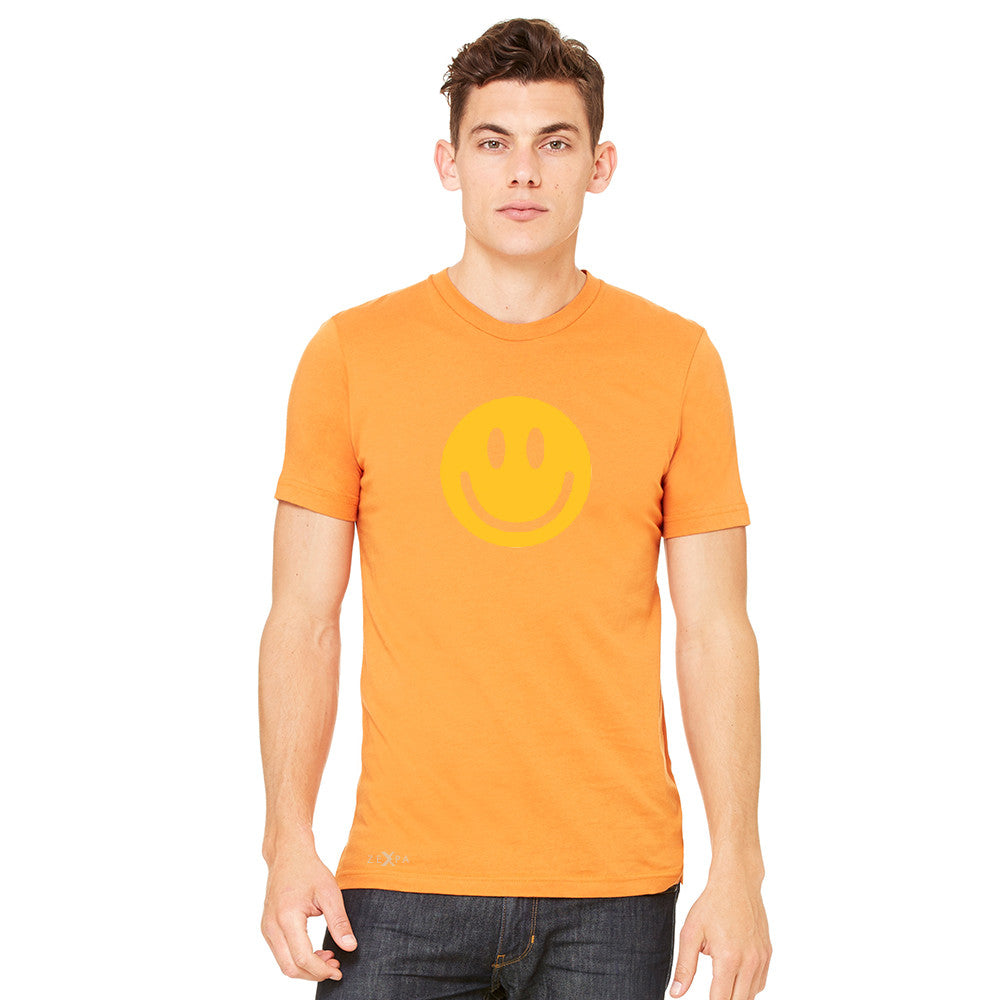 Funny Smiley Face Super Emoji Men's T-shirt Funny Tee - Zexpa Apparel - 7