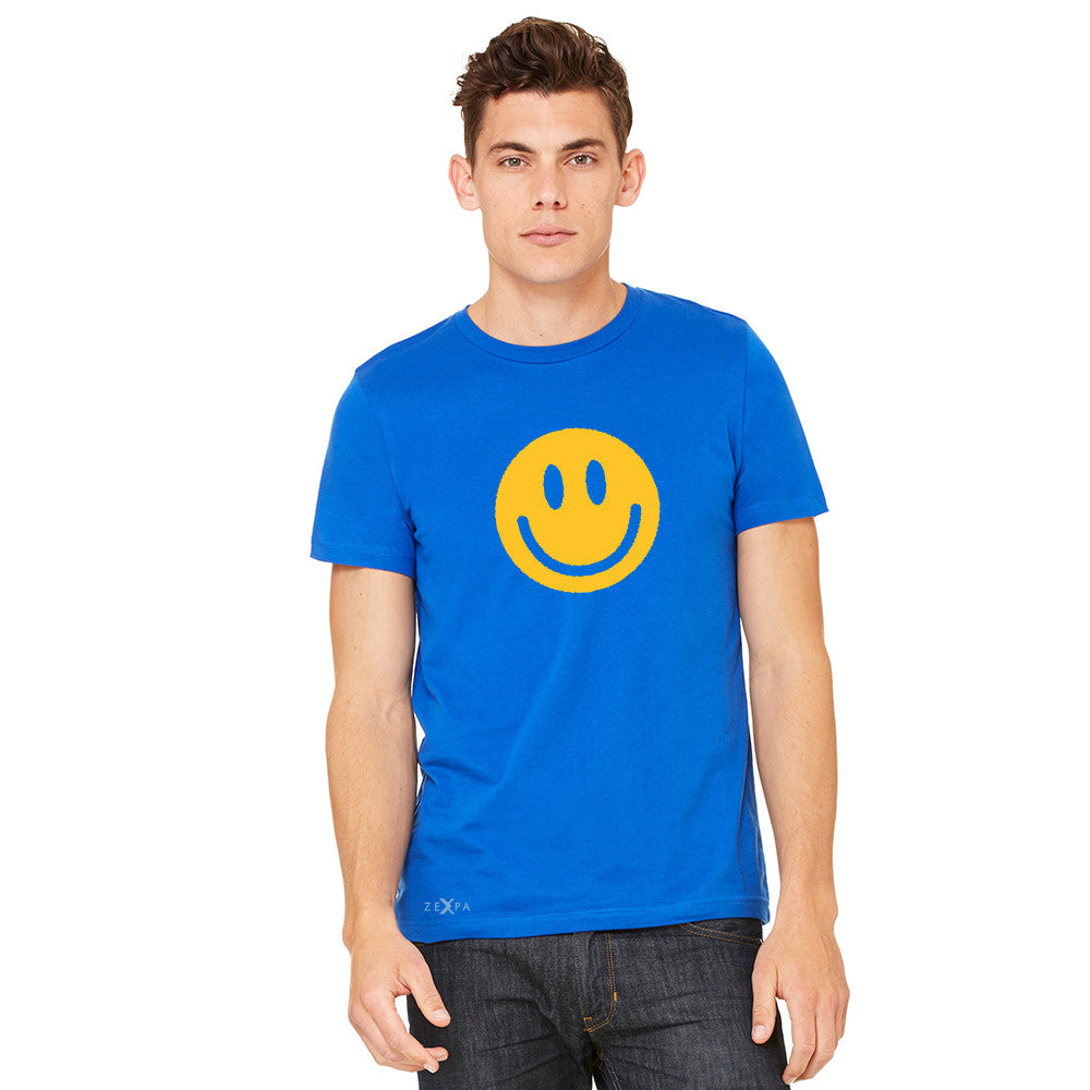 Funny Smiley Face Super Emoji Men's T-shirt Funny Tee - Zexpa Apparel - 10