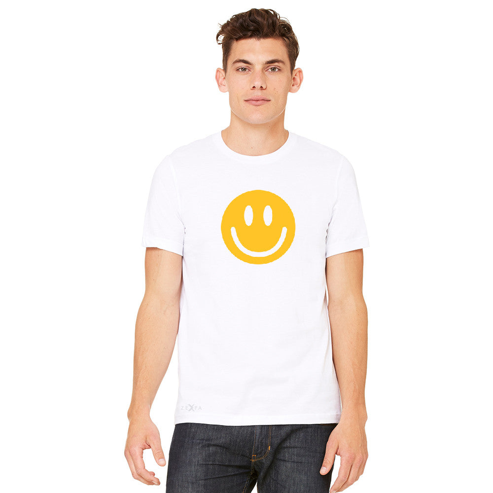 Funny Smiley Face Super Emoji Men's T-shirt Funny Tee - Zexpa Apparel - 11