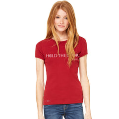 Hold The Door, Hodor  Women's T-shirt GOT Tee - zexpaapparel - 7
