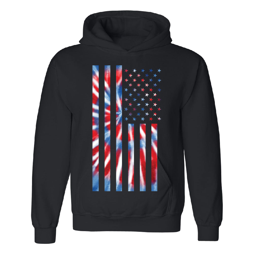 Home of The Free American Flag Unisex Crewneck 4th of July Patriotic Sweater