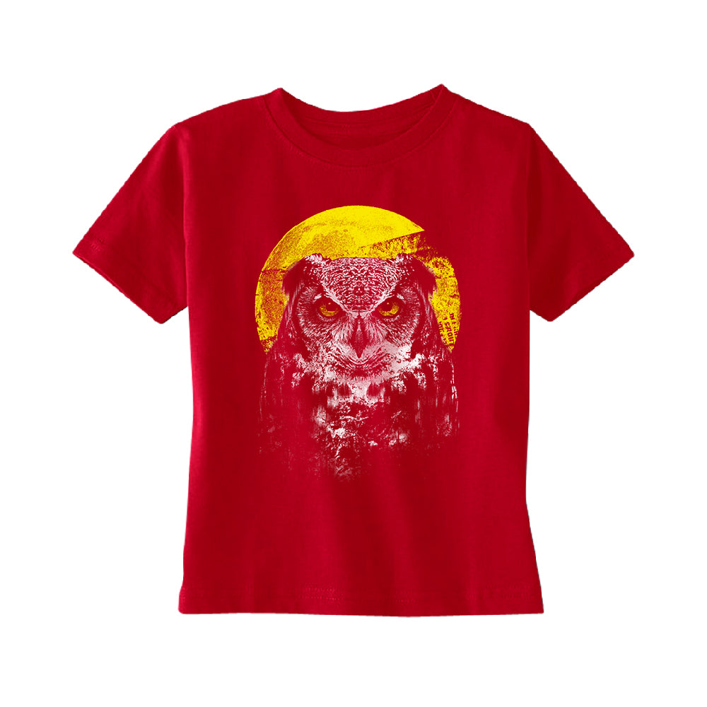 Night Warrior Owl TODDLER T-Shirt