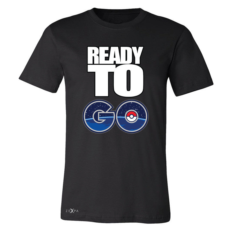 Ready to Go Men's T-shirt Poke Shirt Fan Tee - Zexpa Apparel - 1
