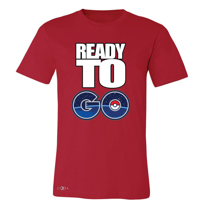 Ready to Go Men's T-shirt Poke Shirt Fan Tee - Zexpa Apparel - 5