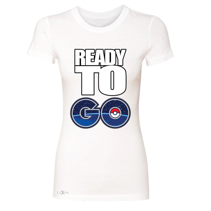 Ready to Go Women's T-shirt Poke Shirt Fan Tee - Zexpa Apparel - 5