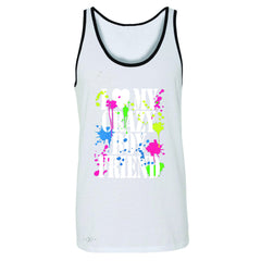 I Love My Crazy Boyfriend Valentines Day Men's Jersey Tank Couple Sleeveless - Zexpa Apparel - 6