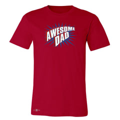 Awesome Dad - For Best Fathers Only Men's T-shirt Father's Day Tee - Zexpa Apparel Halloween Christmas Shirts