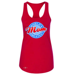 World's Greatest Mom - For Your Mom Women's Racerback Mother's Day Sleeveless - Zexpa Apparel - 3