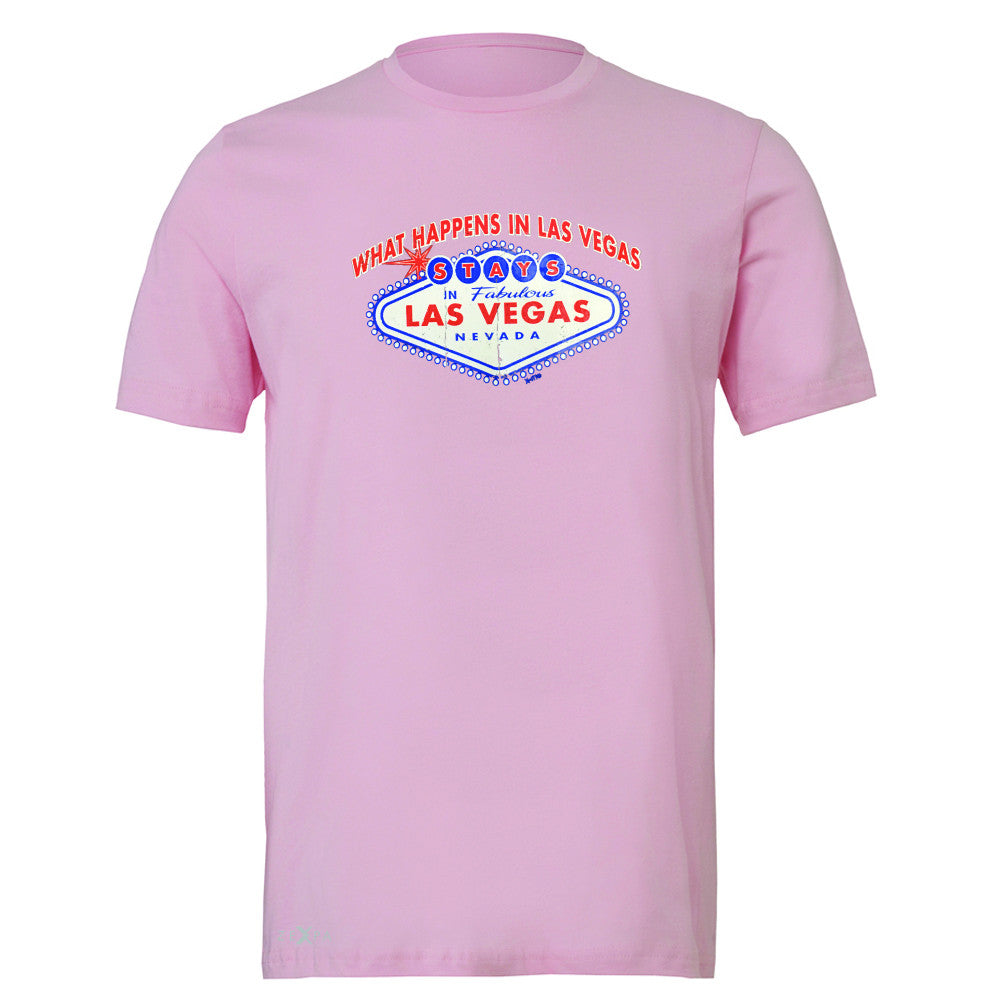 What Happens in Las Vegas Stays In Las Vegas Men's T-shirt Fun Tee - Zexpa Apparel - 4