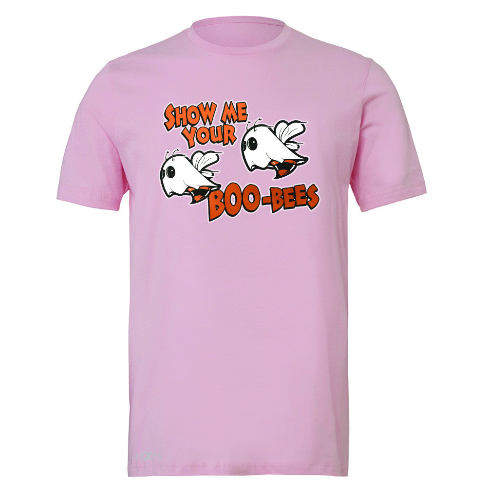 Show Me Your Boo-Bees Ghost  Men's T-shirt Halloween Costume Tee - Zexpa Apparel - 4