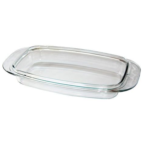 004450 SignoCast 8.5 Inch x 13 Inch High Dome Glass Lid Berndes - FINAL SALE!
