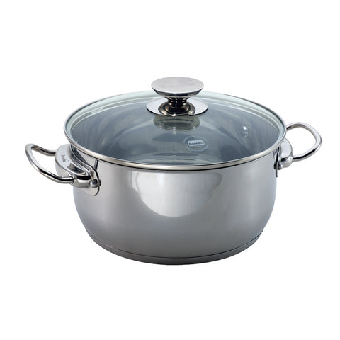 063750 Cucinare Induction 9-Quart Stock Pot Berndes - FINAL SALE!