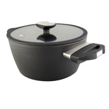 11262052 Balance Induction Enduro 4.75 Quart Dutch Oven with Lid Berndes