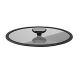 2244528 Balance Induction Enduro 11.5 Inch Silicone Rim Glass Lid Berndes