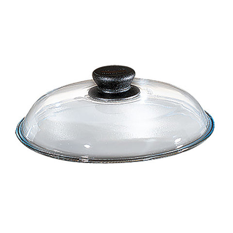604416 Heat Resistant 6.75 Inch Glass Dome Lid Berndes