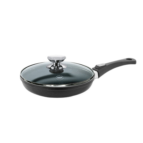 Photo of 631115L Vario Click Non-Stick Induction Black 10 Inch Frying Pan with Glass Lid