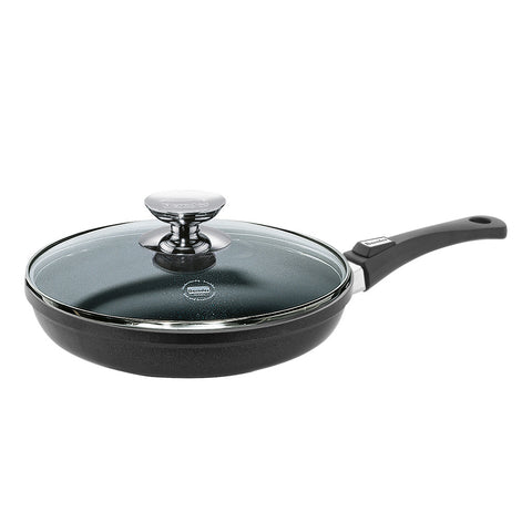 631119L Vario Click Non-Stick Induction 13 Inch Frying Pan with Lid Berndes