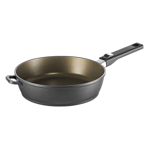 631529 Vario Click Induction Plus Black Sauté Pan