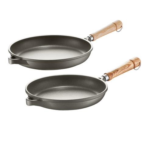6710248 Tradition 2 Piece Frying Pan Set Berndes