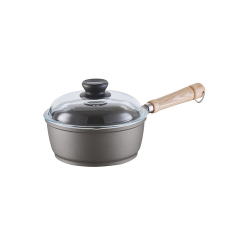 671207 Tradition Induction 2.25 Quart Saucepan with Glass Lid Berndes