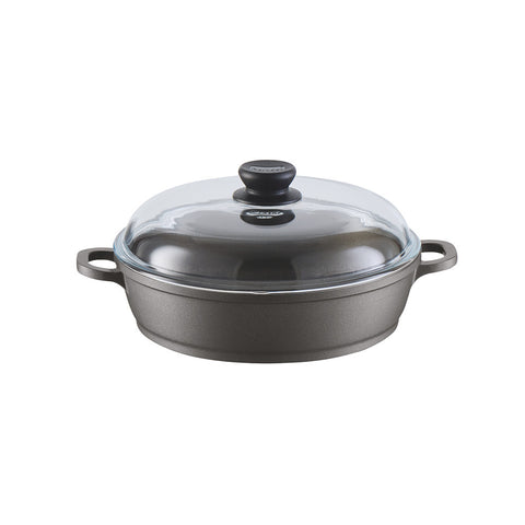 671285 Tradition Induction 4.0 Quart Sauté Casserole with Lid Berndes