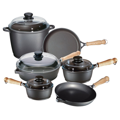 674103 Tradtion 10 Piece Cookware Set Berndes