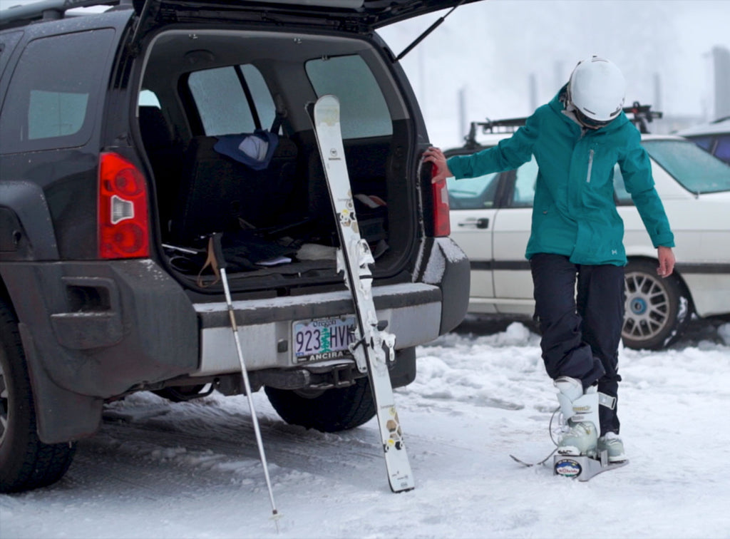 The DeBooter Ski Boot Jack, Outdoor Logic Solutions, Bend OR