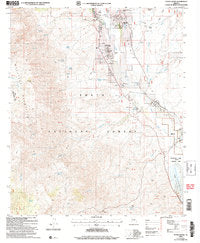 TONTO BASIN, AZ 7.5' 2004 - Wide World Maps & MORE! - Map - Wide World Maps & MORE! - Wide World Maps & MORE!