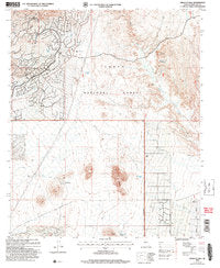 Wildcat Hill, Arizona (7.5'×7.5' Topographic Quadrangle) - Wide World Maps & MORE! - Map - Wide World Maps & MORE! - Wide World Maps & MORE!