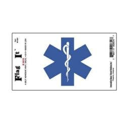 EMT decal for auto, truck or boat