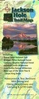 Jackson Hole Wyoming Trail Map & Guide, Wyoming