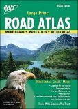 us topo - AAA Road Atlas 1997: United States Canada Mexico (Serial) - Wide World Maps & MORE! - Book - Wide World Maps & MORE! - Wide World Maps & MORE!
